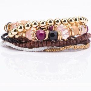Jewelry - ✨Seven Layered Boho Style Bracelet✨